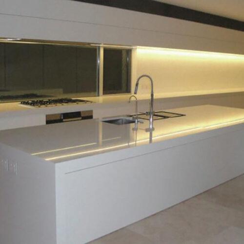 LED Strips - Modern Kitchen